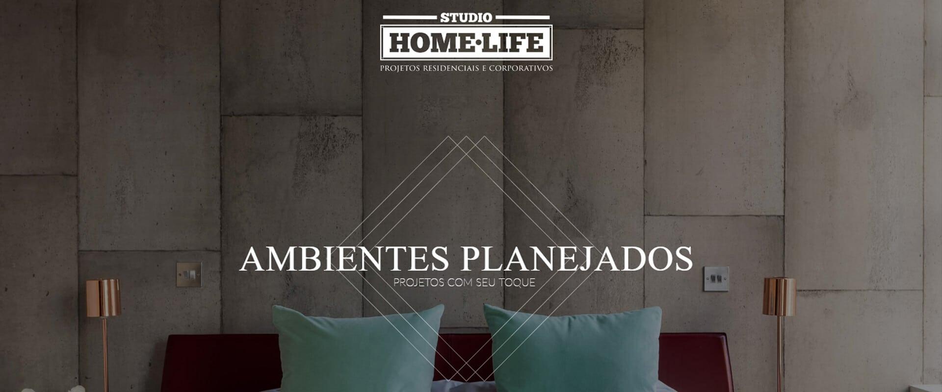 home life Banner
